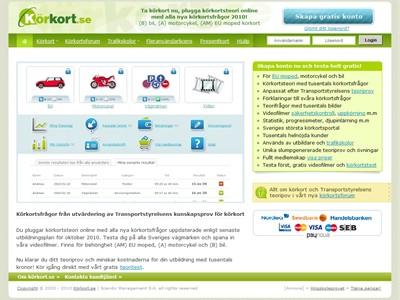 Träna körkort online gratis